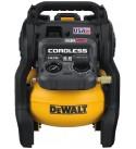 DEWALT FLEXVOLT 60V MAX Air Compressor Kit, Cordless, 2.5 Gallon (DCC2560T1)