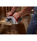 Milwaukee M18 18-Volt Cordless Combo Kit (6-Tool) with 2 M18 Batteries, 1 Charger, 1 Tool Bag