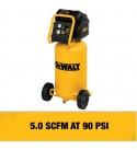 DEWALT D55168 225 PSI 15 Gallon 120-Volt Electric Wheeled Portable Workshop Compressor