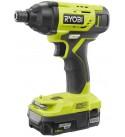 RYOBI P1819-A98601G 18-Volt ONE+ Cordless 6-Tool Combo Kit with (2) Batteries, Charger & Bag w/BONUS Drill & Drive Kit (60-Piece)